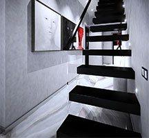 Проект коридора на 1 этаже